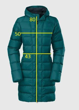 Пуховая куртка the northface gotham parka (m)