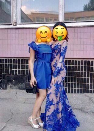 Платье на выпускной или на торжество