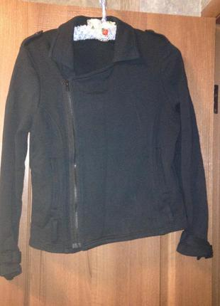 Теплый пиджак жакет laura ashley с начесом р.18 3xl