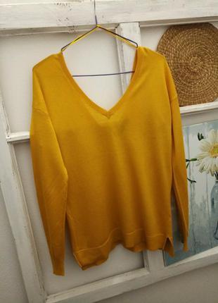 Полувер свитер zara p. s, m