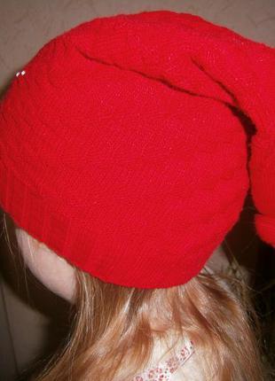 Отличная шапочка на 5-7 лет.