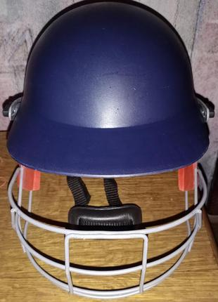 Защитный шлем slazenger pro cricket helmet