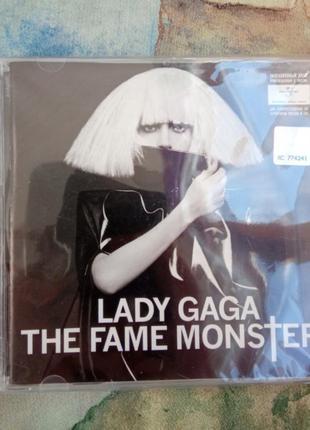 Lady gaga альбом the fame monster