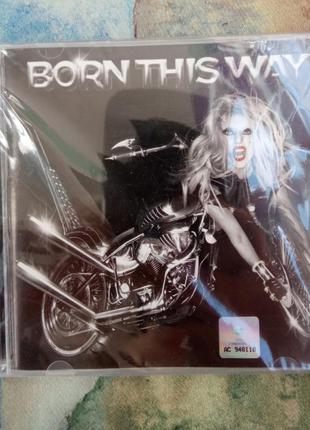 Lady gaga альбом born this way