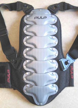 Защита спины pulp, детская l 9-12