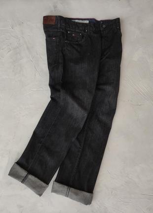 Чоловічі стильні джинси tommy hilfiger denim розмір 32х32 м