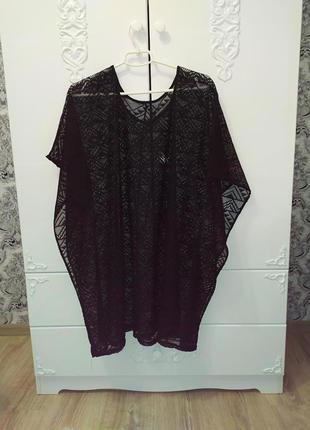 Пляжное платье, туника esmara большой размер 52-56