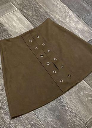 Мягка и приятная юбка:)