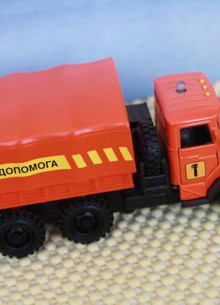 Модель грузовик тех помощь 15 см