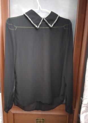 Блуза на 2 сторони