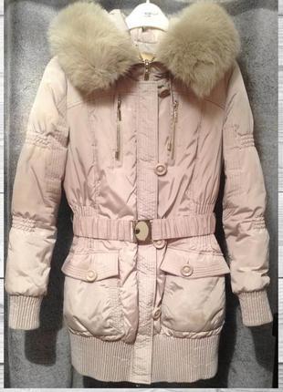 Куртка зимняя (размер м) пуховик