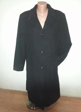 Пальто ровное шерсть кашемир супер качество!!!