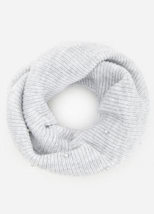Красивый шарф хомут reserved