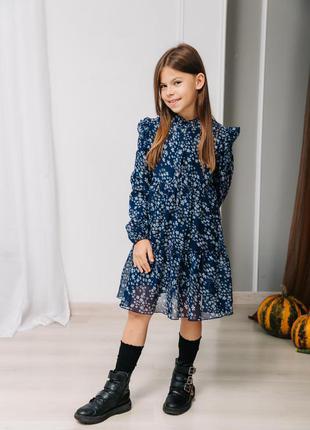 Платье сукня плаття красивое нарядное святкове воздушное шифоновое