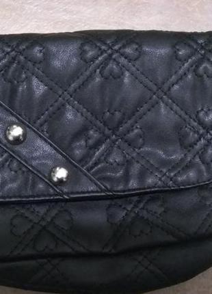 Косметичка, милая сумочка крос-боди esprit америка новая стеганная