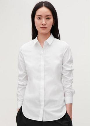 Рубашка белая 💣💣💣
