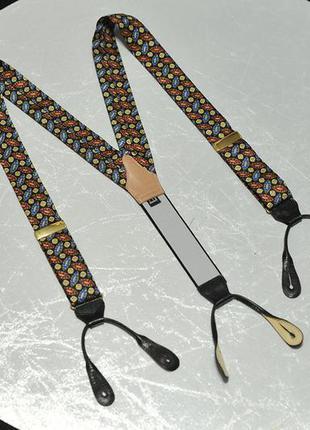 Підтяжки подтяжки для штанів з гудзиками dunhill