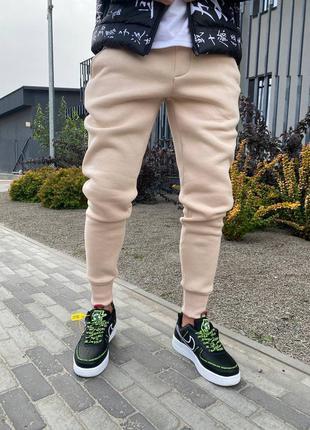 Тёплые спортивные штаны