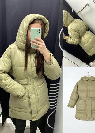 Классная зимняя куртка  от sinsay 👍🏻