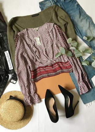 Модная новая блуза 10/м