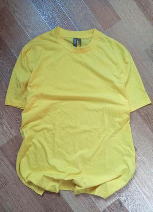 Нова футболка asos  100% котон  розмір л пог 53 см