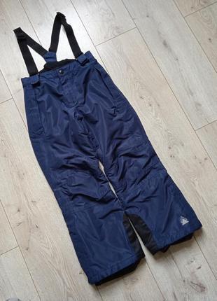 Зимові штани crivit 7-8 років