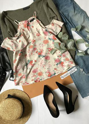 Модная блуза майка 10/м