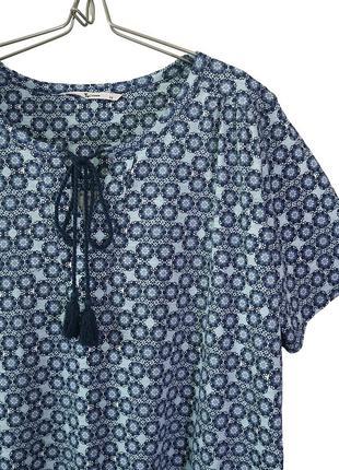 Качественная хлопковая футболка с кисточками р.22