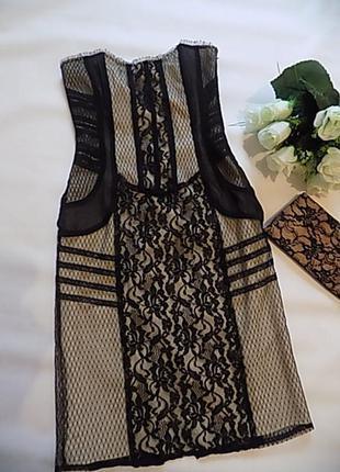 Платье бюстье длина миди