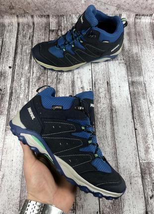 Зимние термо ботинки на gore-tex