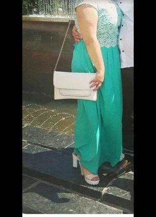 Шикарна вечірня/святкова  сукня ♥2 фото