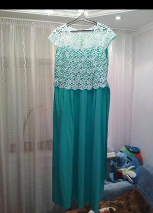 Шикарна вечірня/святкова  сукня ♥