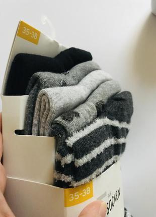 ❤️набор - 5 пар качественных женских носков с разным дизайном, германия