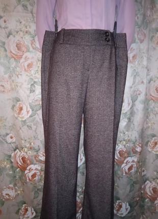 Шерстяные брюки next