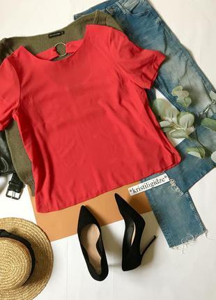 Шикарная блуза с декором