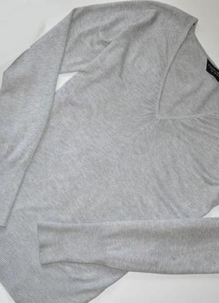 Серый джемпер dorothy perkins