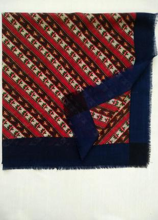 Хустина the metropolian museum of art платок шерстяной + 300 хустин на сторінці