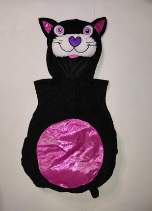 Карнавальный костюм кошка кошечка
