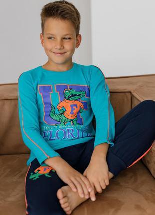 Піжама для хлопчика nicoletta р. 98-104, 110-116, 122-128