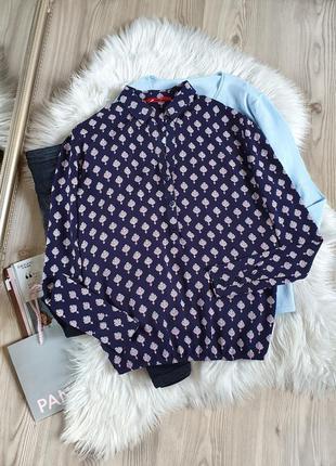 Стильная блуза в орнамент