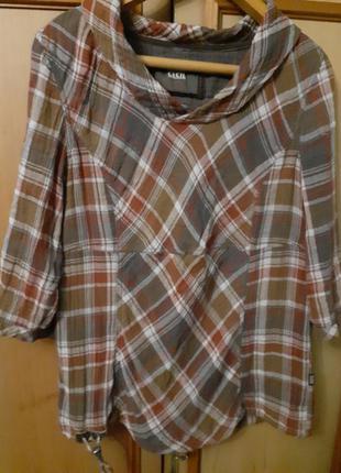 Рубашка женская хлопок