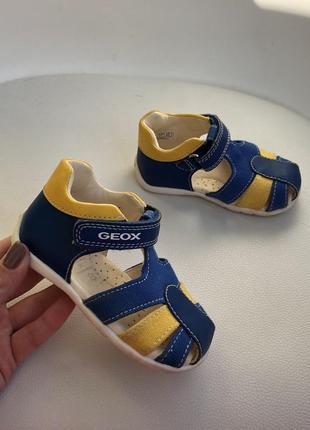 Geox босоніжки босоножки сандалі сандалии 20-21р 13,5см