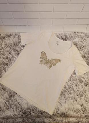 Женская футболка esmara, женская футболка коттон