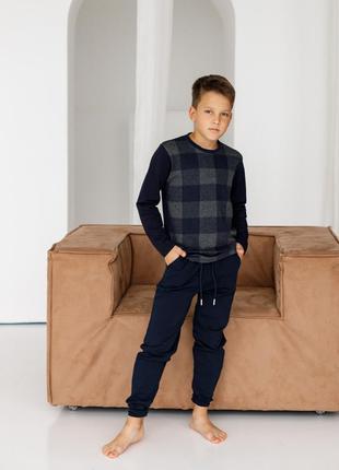 Піжама для хлопчика, байка, tom john туреччина від 128 до 168