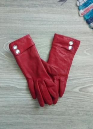 Шкіряні рукавиці, перчатки