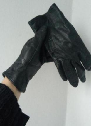 Рукавиці шкіряні,перчатки