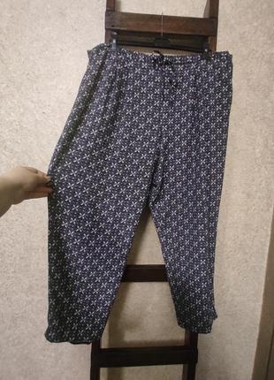 Крутые штаны,вискоза,батал 22р