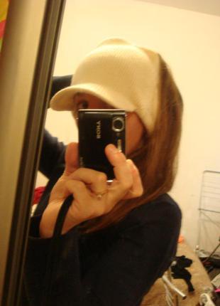 Divided by h&m зимняя шапка повязка женская
