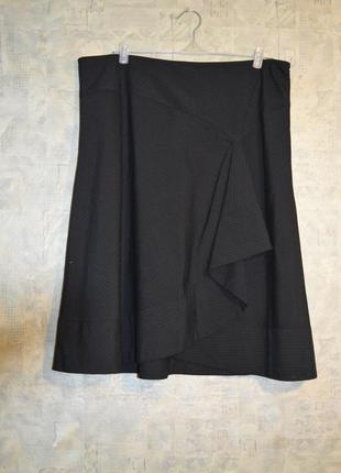 Классная юбка с иммитацией запаха