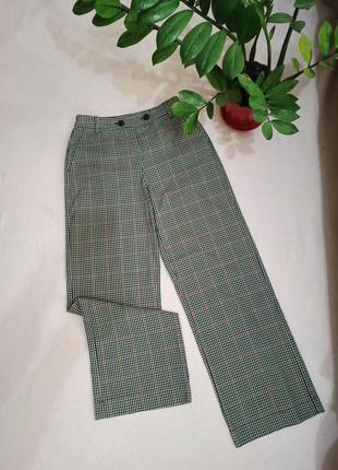 Брюки штани палацо прямі широкі